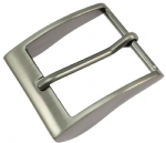 40mm Antique Silver Zinc Belt Buckle. Code ZW8